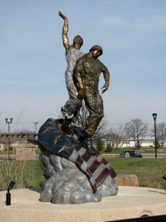 Veterans and Fallen Soldier Memorial