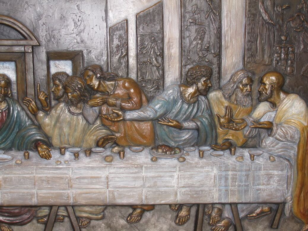 The Last Supper Small