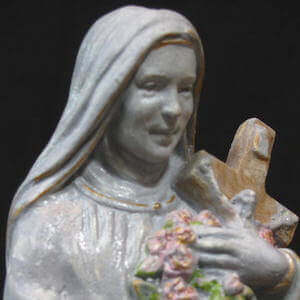 St. Therese (St. Teresa) - Resin